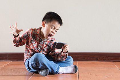 بیش فعالی در کودکان امری شایع است.