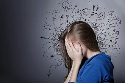 اختلال اضطرابی به صورت ضعیف بروز می کنند و یا با واکنش های بسیار شدیدی همراه هستند.