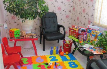 بازی درمانی مرکز مشاوره شکرانه