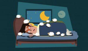 اختلالات خواب به دلایل مختلفی ایجاد می شود.