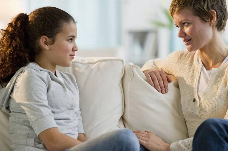 رابطه ی مادر با نوجوان