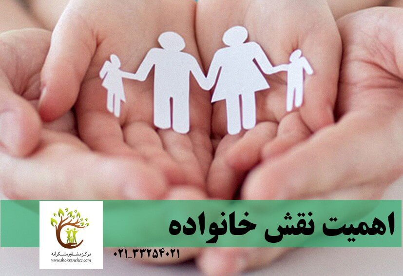 در زندگی همه افراد نقش و اهمیت خانواده به وضوح به چشم میخورد.