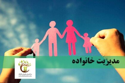 آموزش مدیریت خانواده به کمک مشاوره خانواده